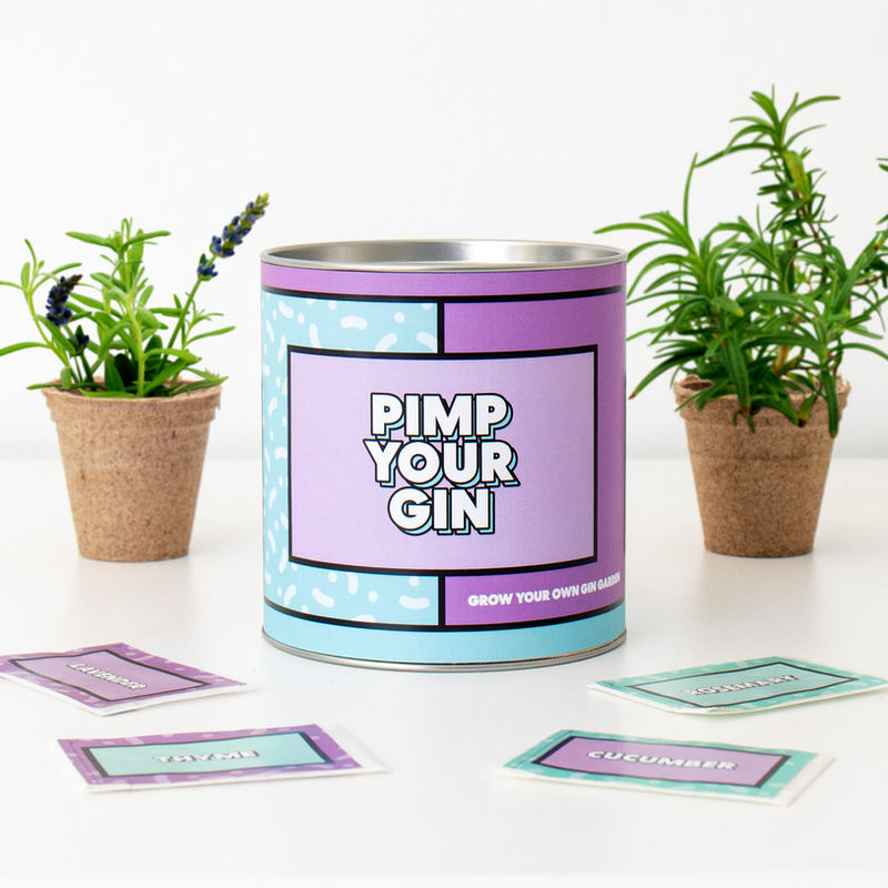 Cocktail-Specific Herb Kits