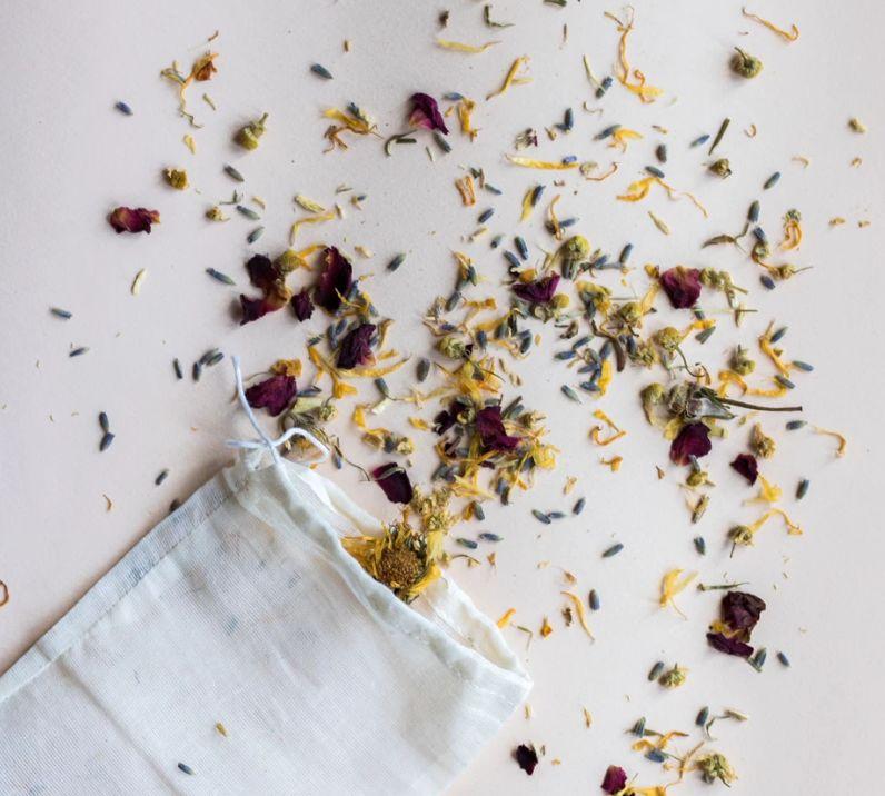 Tea-Like Bath Products