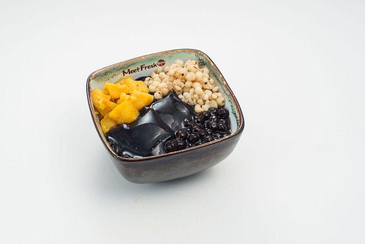 Herbal Jelly Desserts