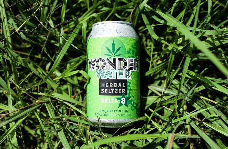 Hemp-Based Herbal Seltzers