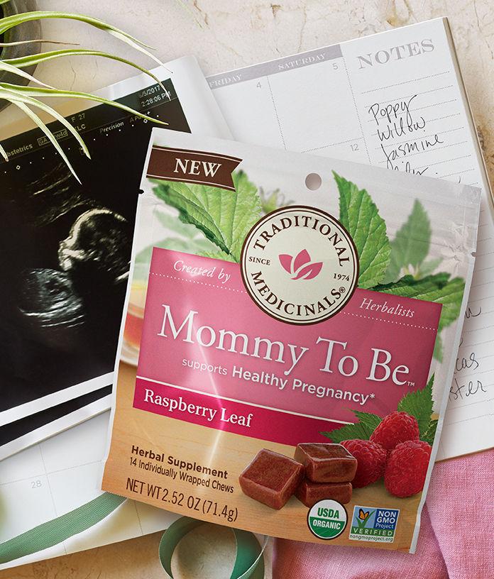 Herbal Pregnancy Chews