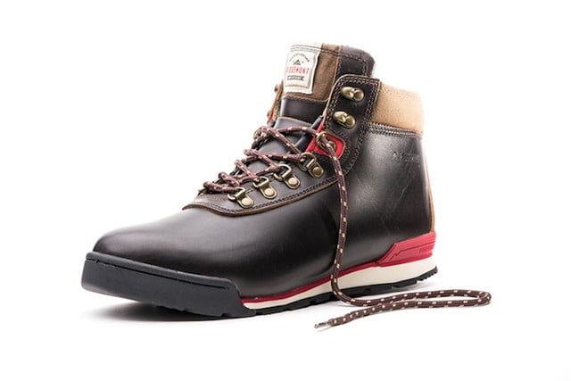 Nostalgic Hiking Boots