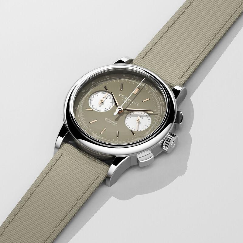 Sleek Military-Inspired Watches