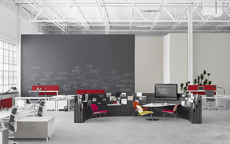 Customizable Workplace Furniture