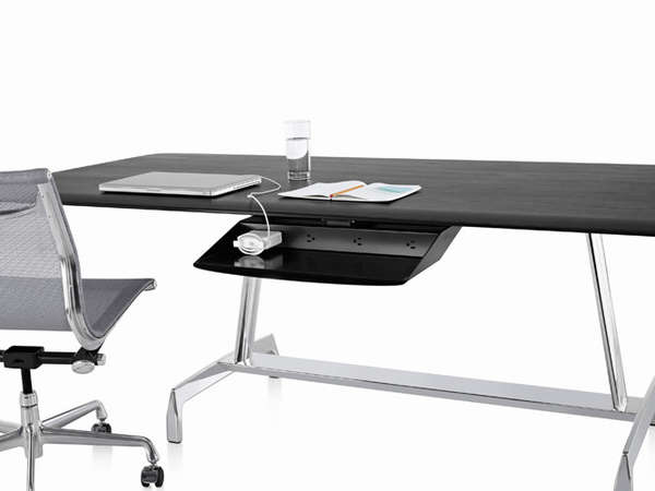 Sleek Slender Workstations