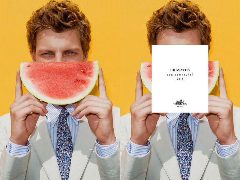 Tropical Necktie Campaigns