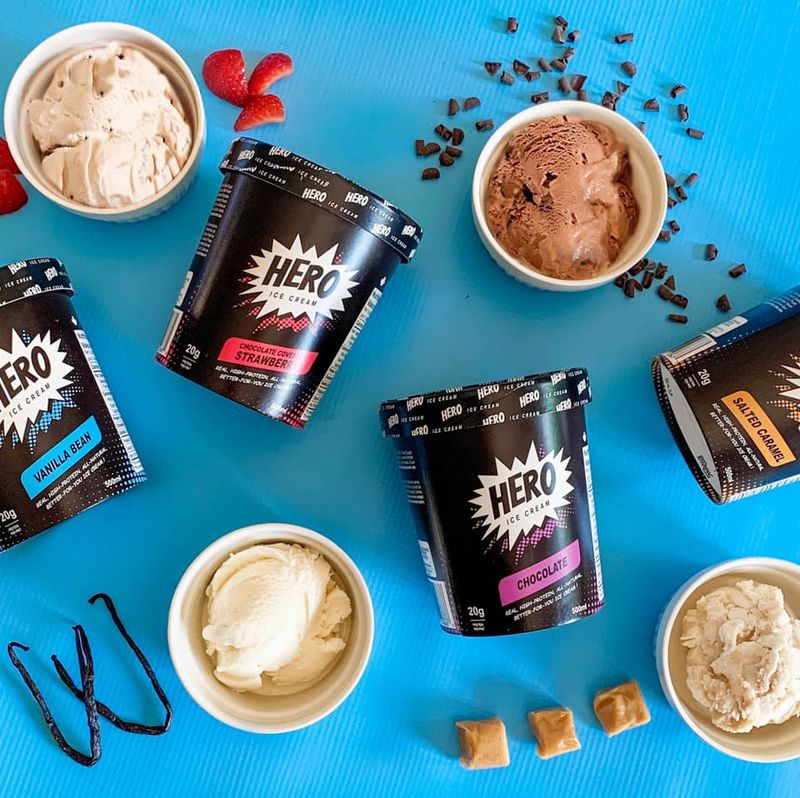 Better-For-You Ice Creams