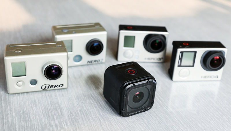 Durable Action Cameras