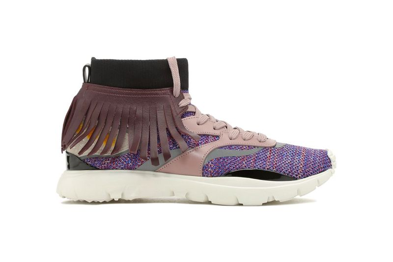 Luxurious Quirky Tribe Sneakers