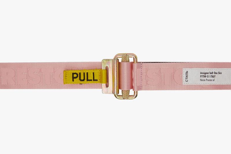 Boldly Branded Industrial Belts