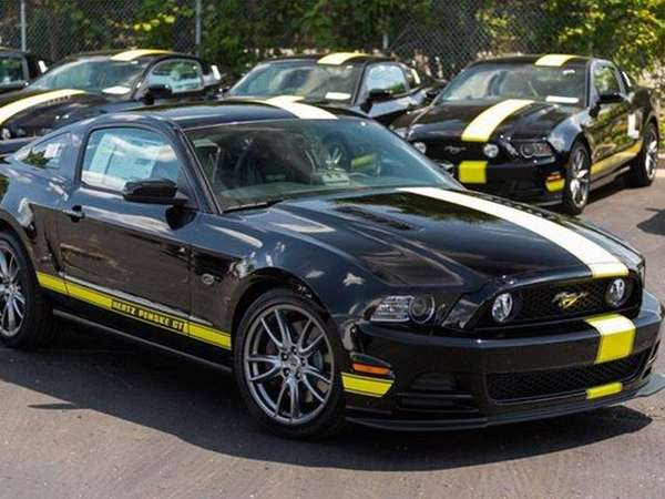Supercharged Rental Cars