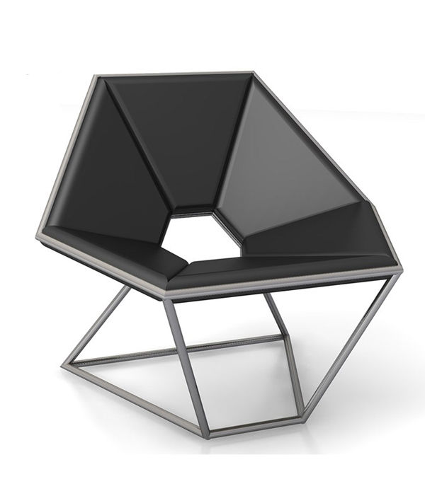 Sharp Hexagonal Seating