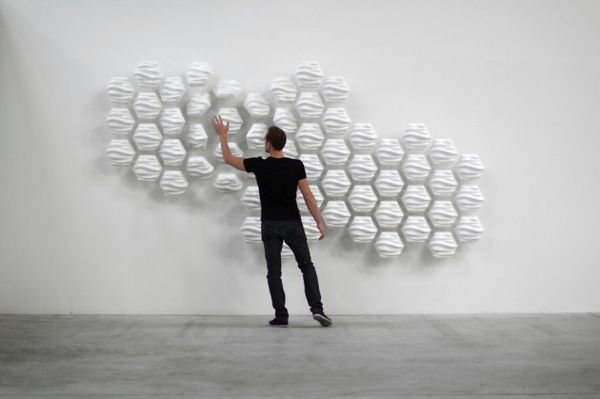 Interactive Wall-Mounted Modules