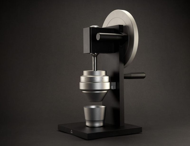 Conical Manual Burr Grinders