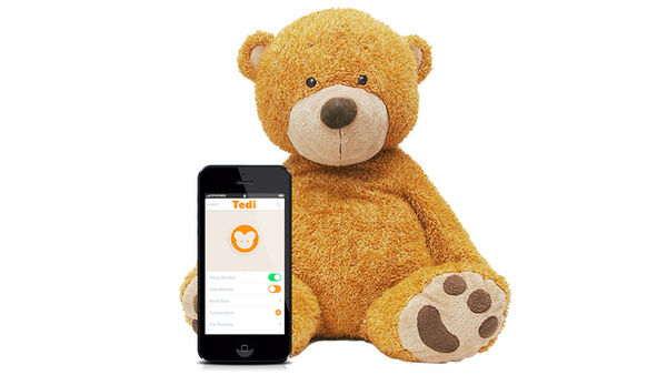 Toddler-Tracking Teddies