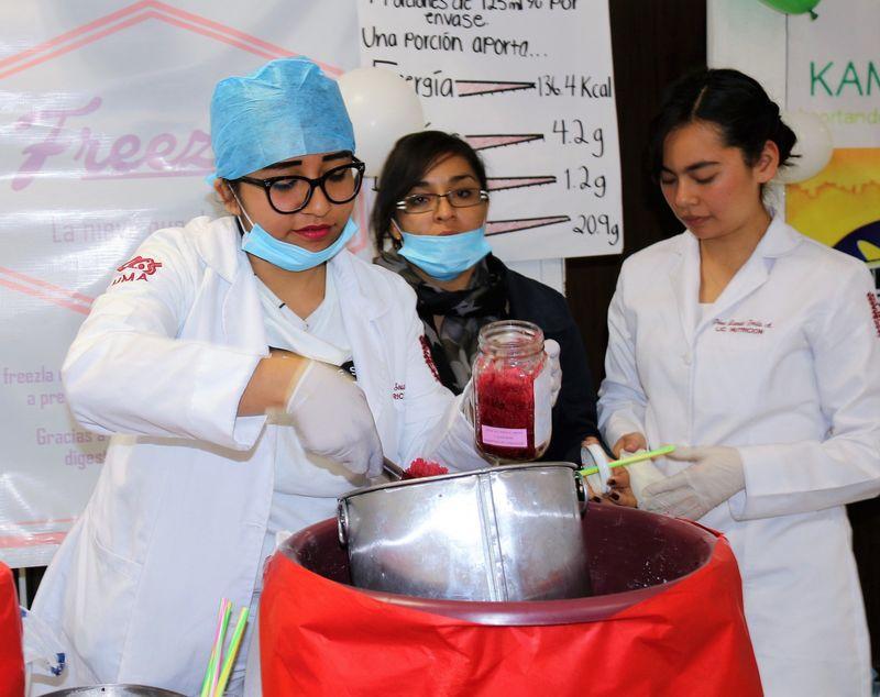 Anti-Aging Hibiscus Ice Creams