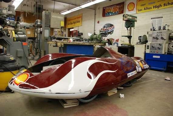 Automotive Engineering Schools >> School Built Supercars Hydrogen Internal Combustion Engine