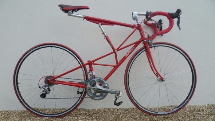Custom-Fitted Bicycles