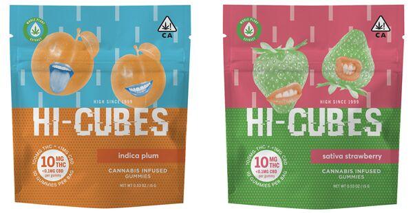 Low-Sugar Cannabis Gummies