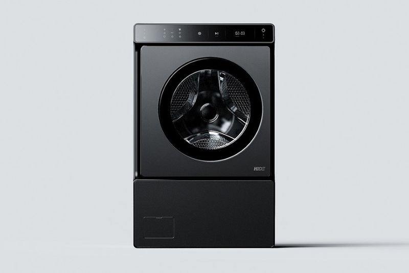 Sliding Door Washing Machines