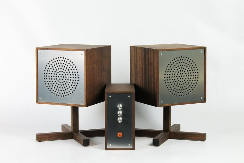 Simplified Modern Speaker Systems