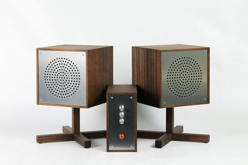 Modern Hifi simplified modern speaker systems hifi audio system