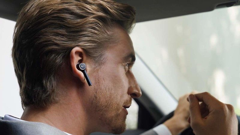 Touch Interface Wireless Earbuds