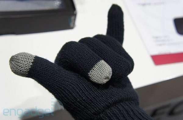 Bluetooth Telephone Mittens