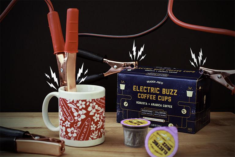 High-Caffeine Coffee Pods