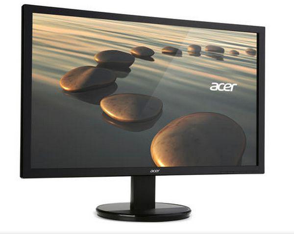 Inexpensive Sharp-Screen Monitors