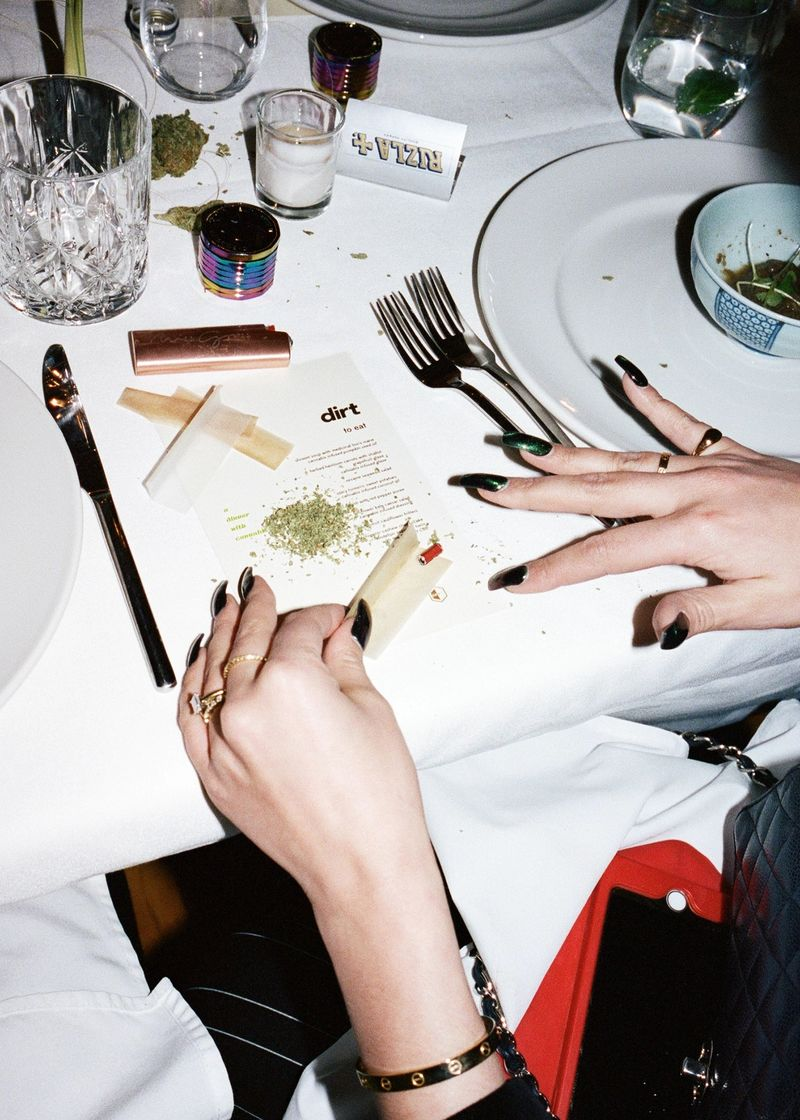 Immersive Cannabis Dining Events