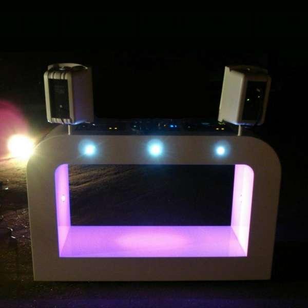Luxury DJ Booths: The $5500 Homelander