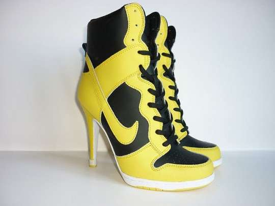 Slamming Stiletto Sneaks