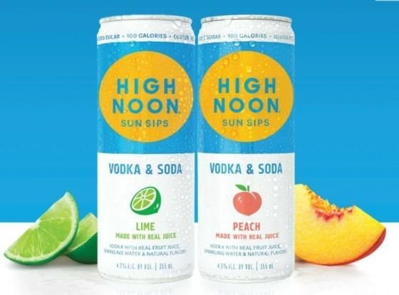 Sparkling Summertime Seltzer Drinks