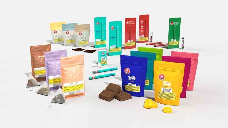 Expanded Cannabis Lines