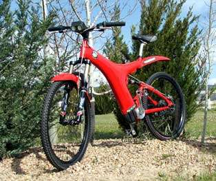 High Performance Electric-Human Hybrid Bicycle