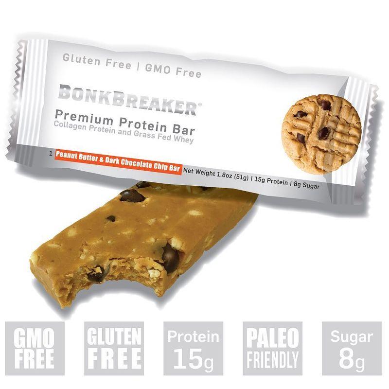 Premium High-Protein Bars