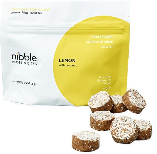 Free-From Protein Bites