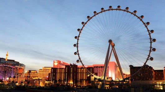 Record-Breaking Ferris Wheels