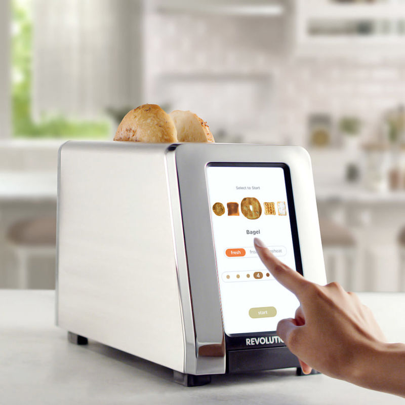 Intelligent Interface Toasters