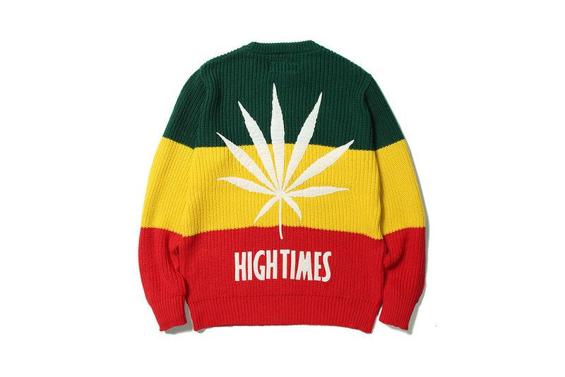 Marijuana Magazine-Honoring Apparel