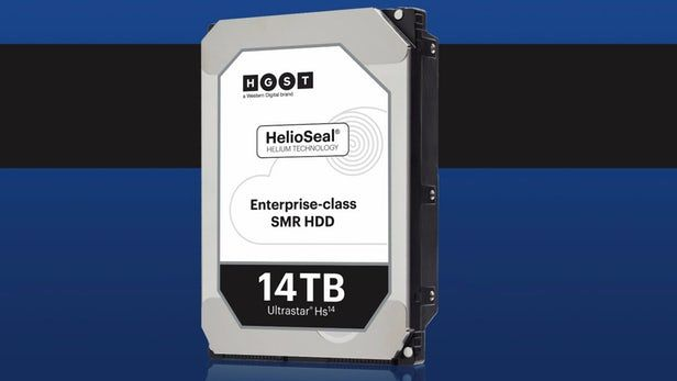 Helium Hard Drives