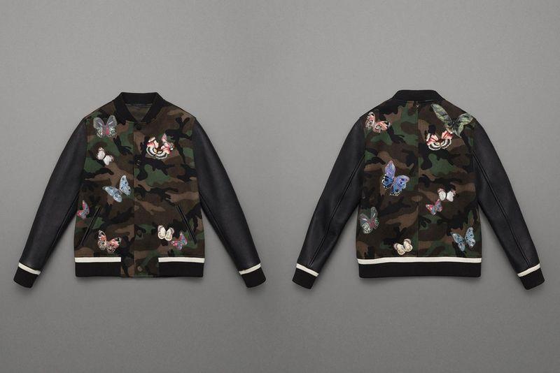 High-Fashion Varsity Jackets