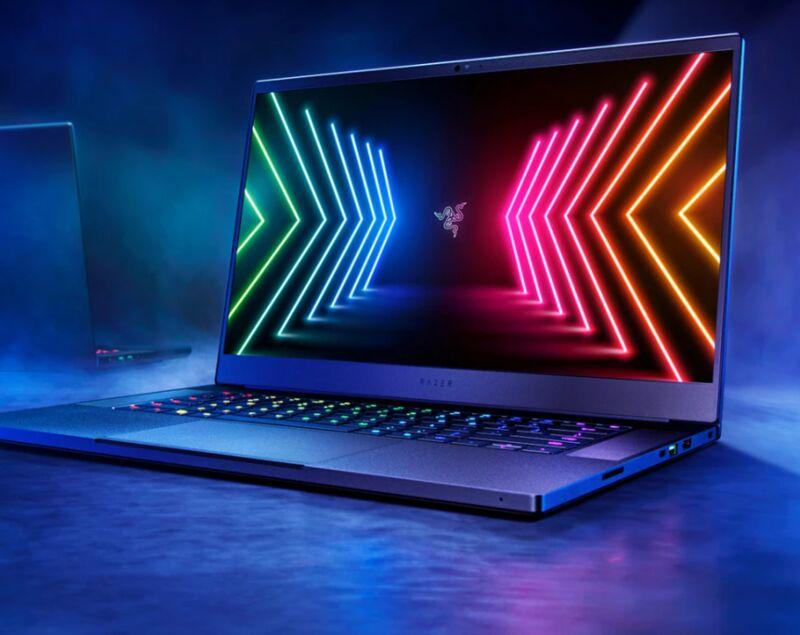 Featherweight Gaming Laptops