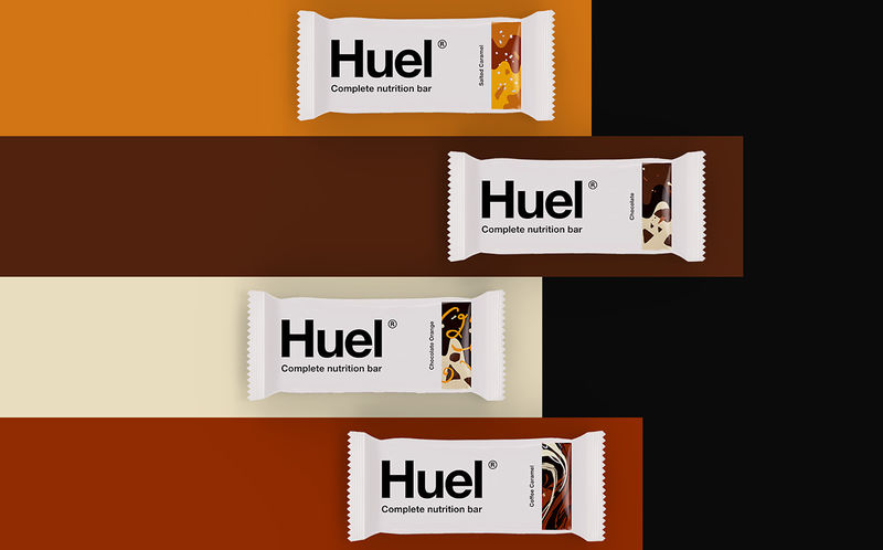 Complete Nutrition Snack Bars