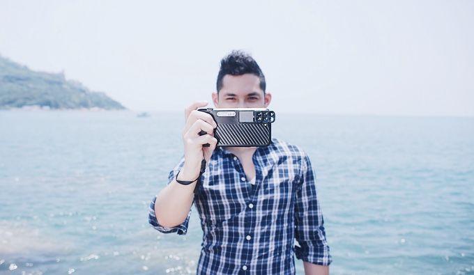 Sliding Smartphone Lens Cases