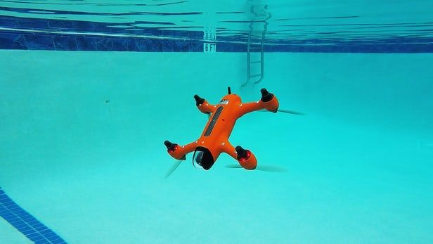 Seafaring Video Drones