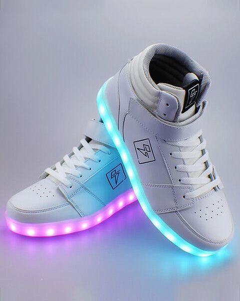 Chromatic LED Sneakers