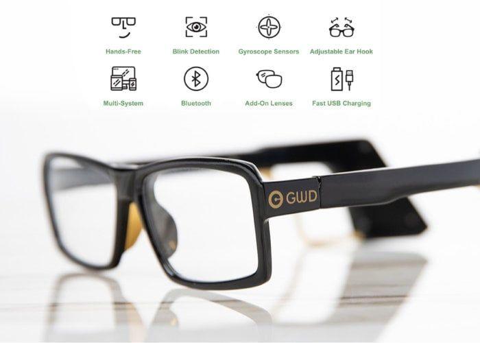 Blink-Interpreting Smart Glasses