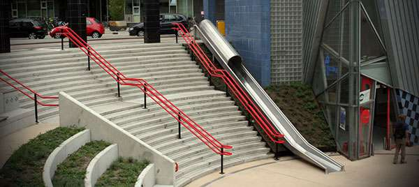 Subway Slides